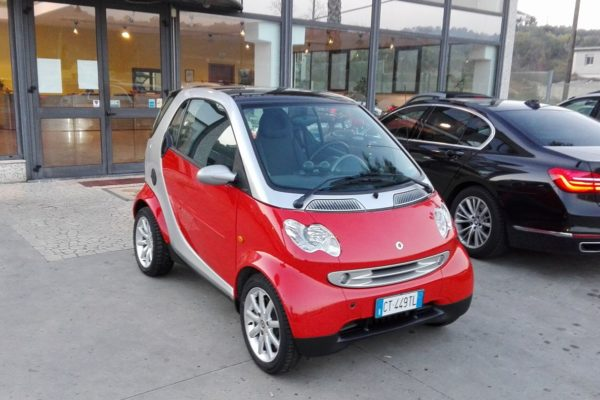 SMART CDI FOR TWO PASSION